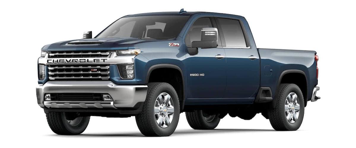 New Chevrolet Vehicles 2022 Silverado 2500 HD