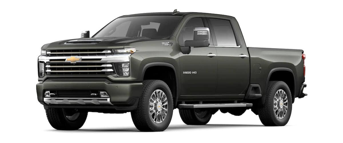 New Chevrolet Vehicles 2022 Silverado 3500 HD