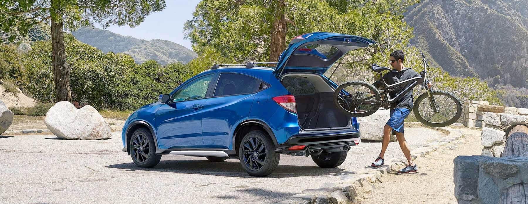 Introducing the 2021 Honda HR-V Vern Eide Honda Sioux City Slider