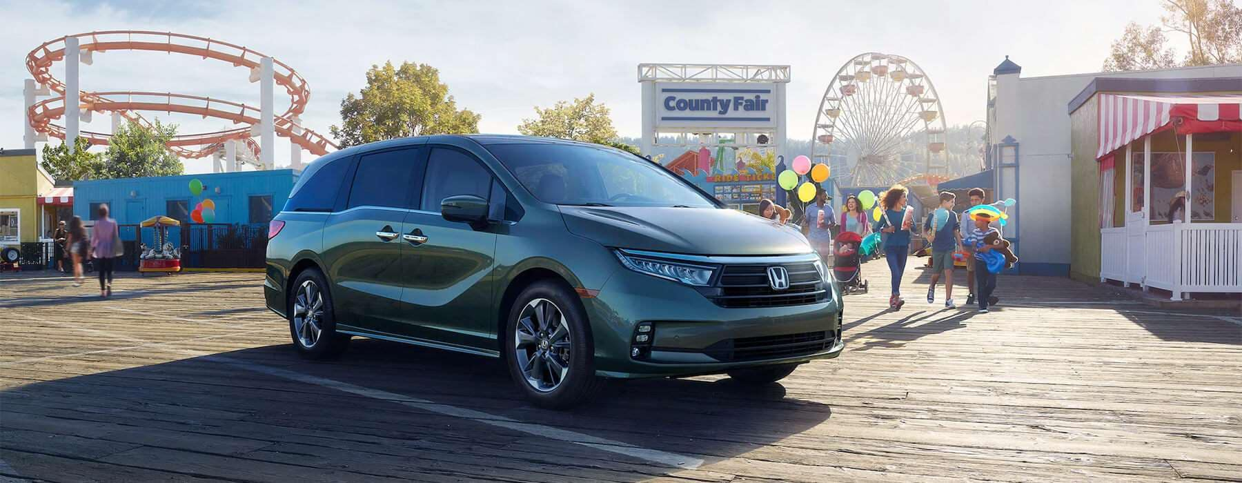 2021 Honda Odyssey Vern Eide Honda Sioux City Slider