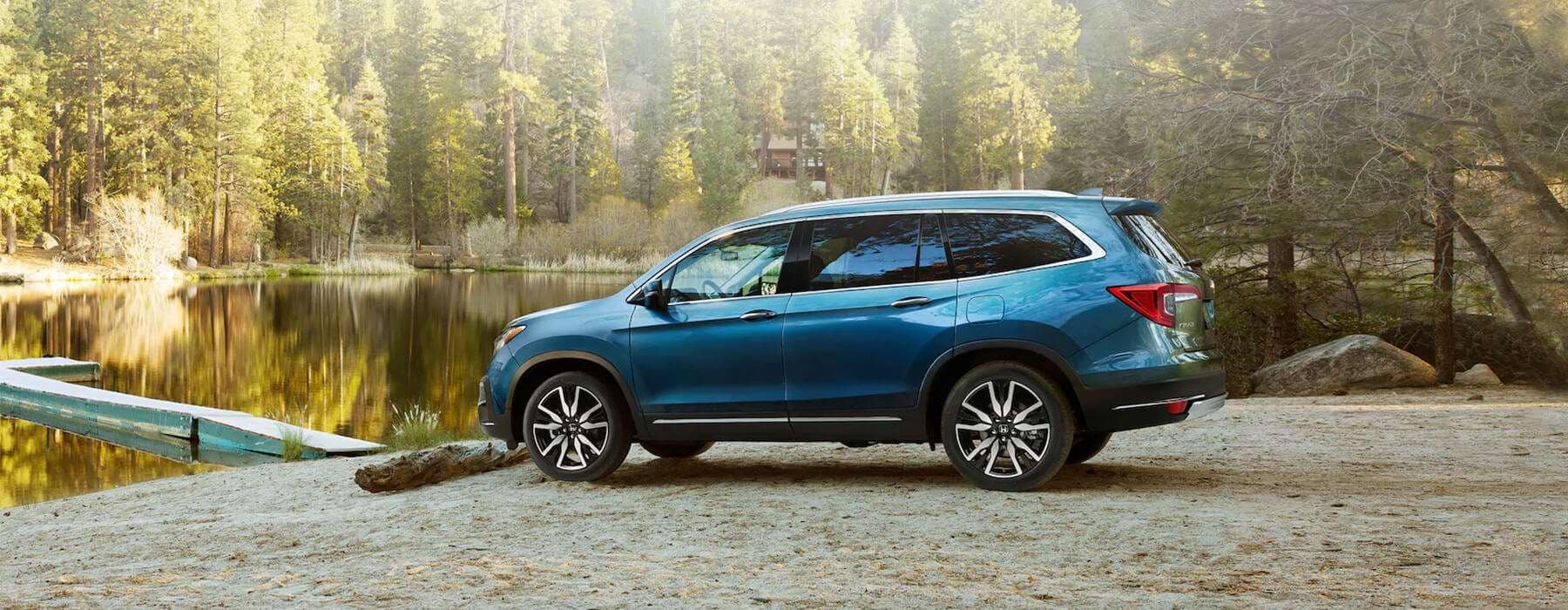 2021 Honda Pilot Trim Level Slider