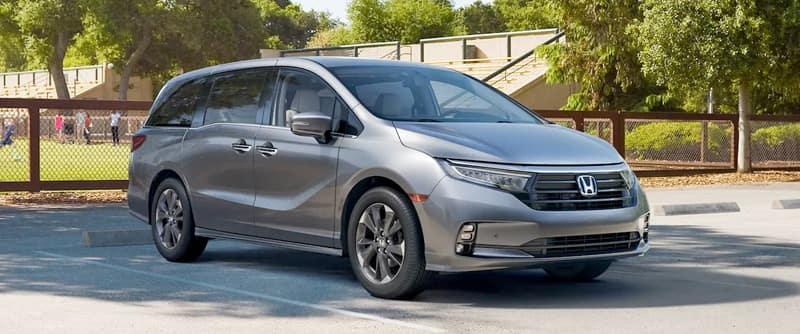 2022 Honda Odyssey Elite Exterior Image