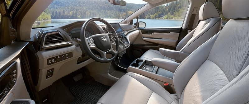 2022 Honda Odyssey Elite Interior Image