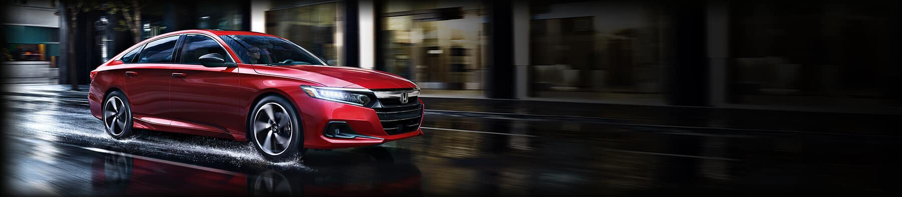 Honda Accord Awards Hero Image