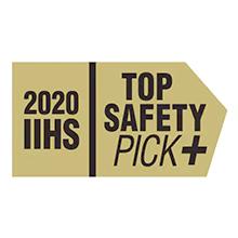 Honda Accord IIHS Top Safety Pick +