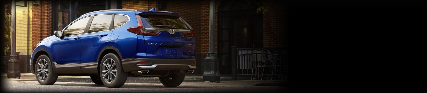 Honda CR-V Awards Hero Image