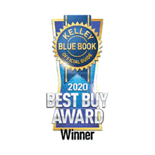 Honda CR-V Kelley Blue Book Best Buy Award