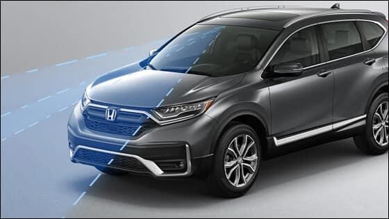 Honda CR-V with RDM