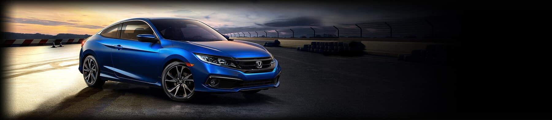 Honda Civic Coupe Awards Hero Image