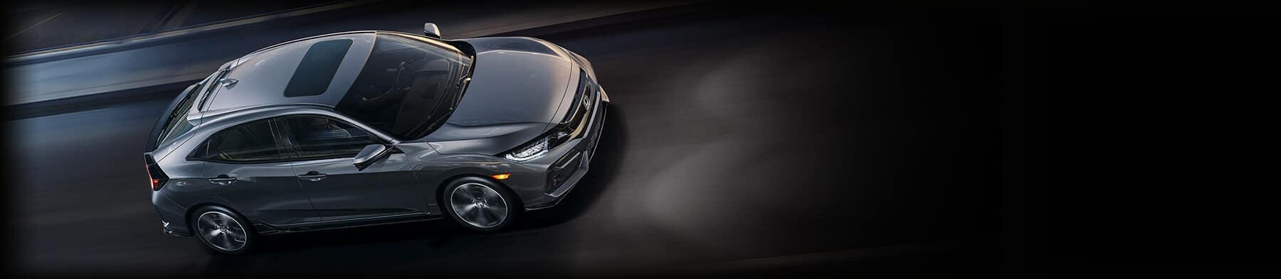Honda Civic Hatchback Awards Hero Image
