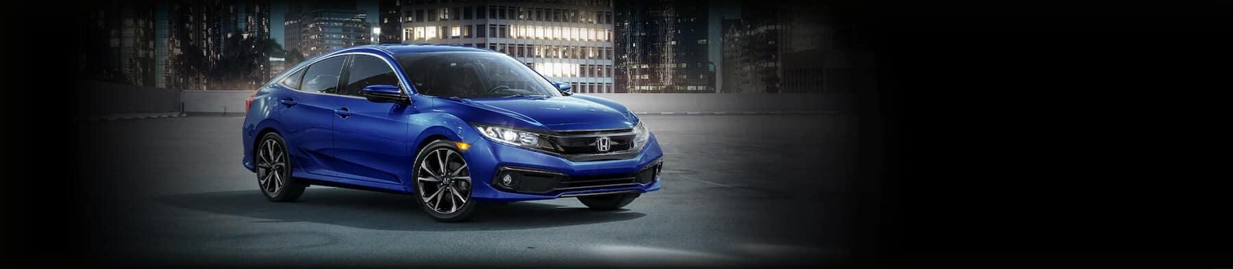 Honda Civic Sedan Awards Hero Image