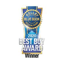 Honda Clarity Plug-In Hybrid Kelley Blue Book Best Buy Award