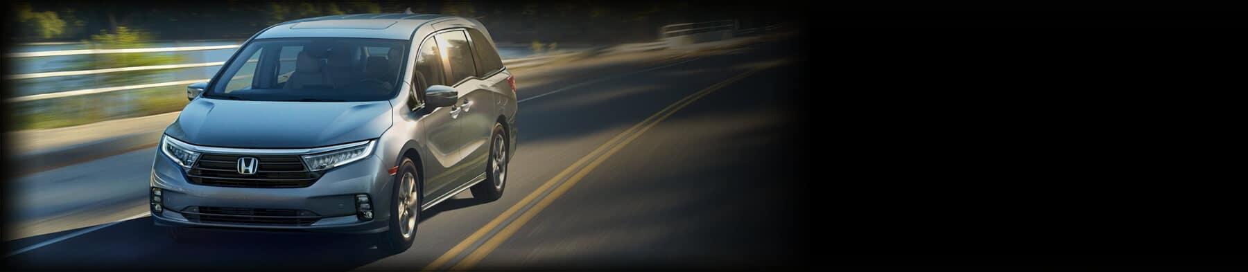 Honda Odyssey Awards Hero Image