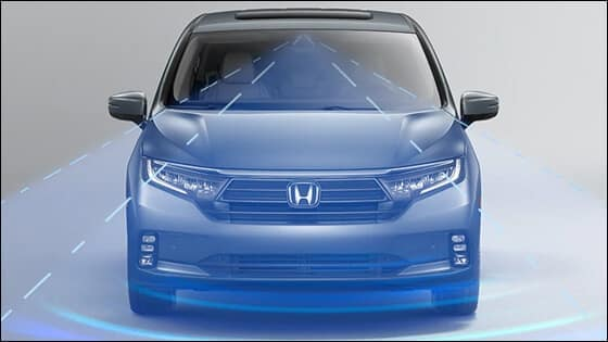 Honda Odyssey with RDM