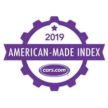 Honda Passport Cars.com American-Made Index Award
