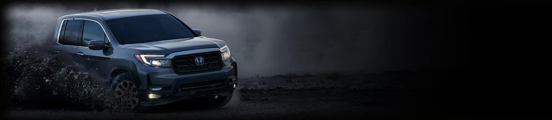 Honda Ridgeline Awards Hero Image