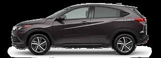 2021 Honda HR-V EX-L Trim