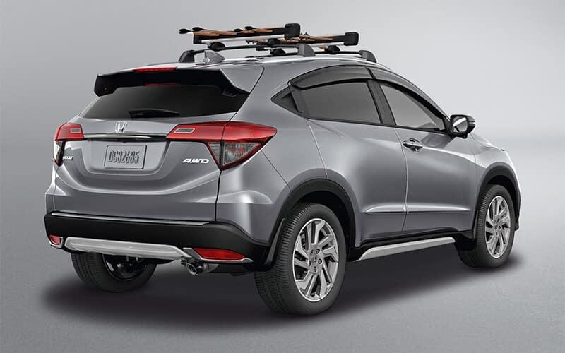 2021 Honda HR-V Exterior Dimensions Image