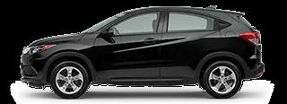 2021 Honda HR-V LX Trim