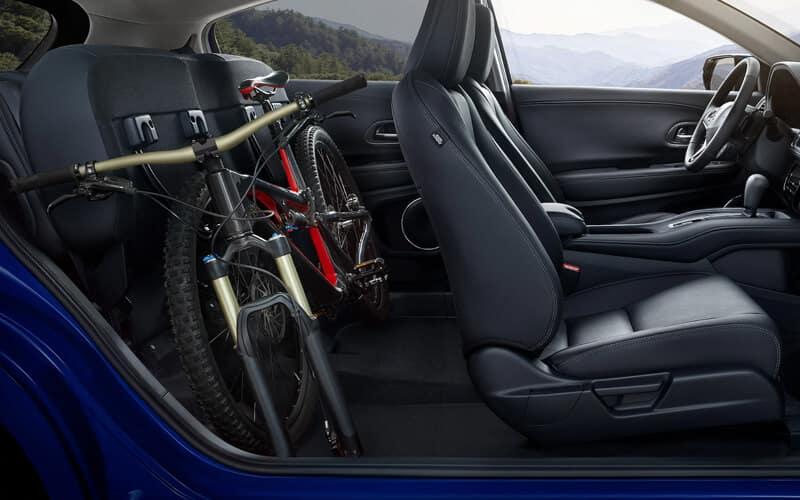 2021 Honda HR-V Tall Mode Configuration