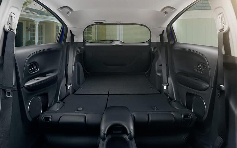 2021 Honda HR-V Utility Mode Configuration