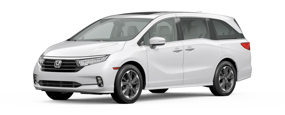 Honda Odyssey with Traffic Sign Recognition
