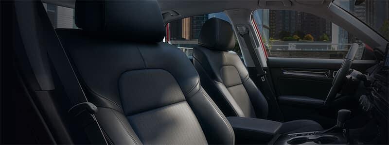 2022 Honda Civic Sedan Interior Dimensions