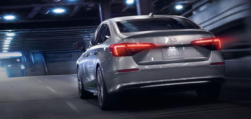 2022 Honda Civic Sedan Price Image