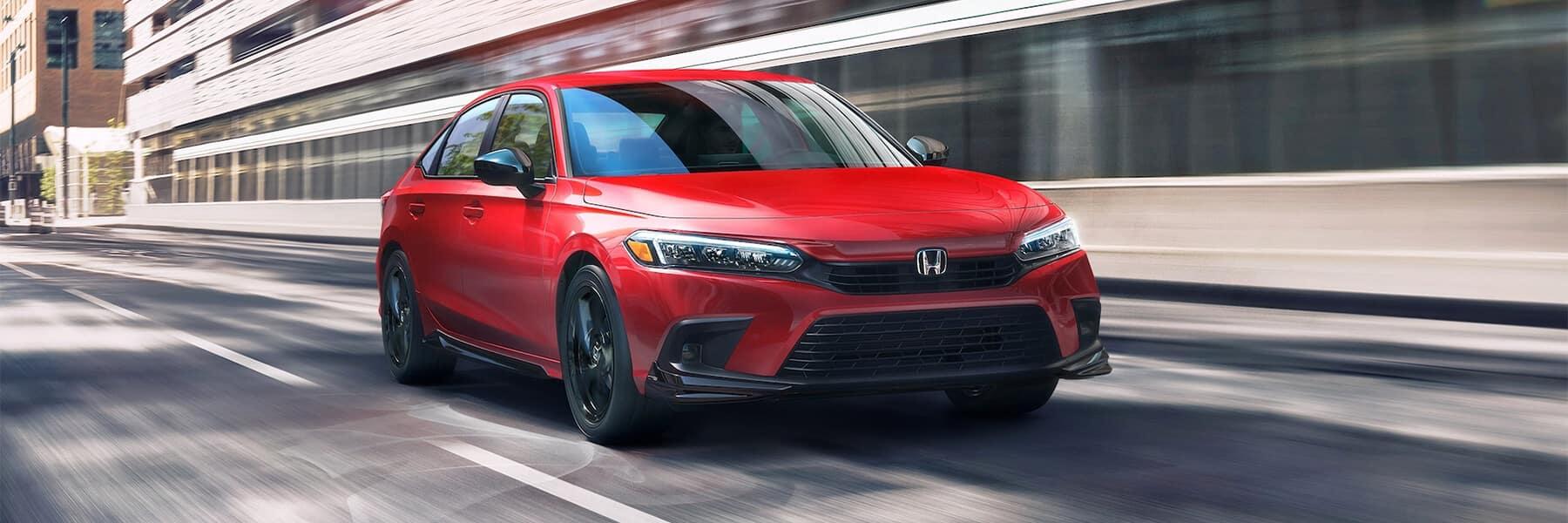 2022 Honda Civic Sedan Vern Eide Honda Sioux City Slider