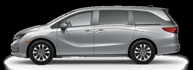 2022 Honda Odyssey EX-L Trim Level