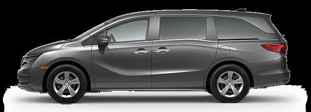 2022 Honda Odyssey EX Trim Level