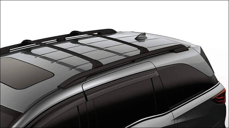 2022 Honda Odyssey Exterior Accessories Image