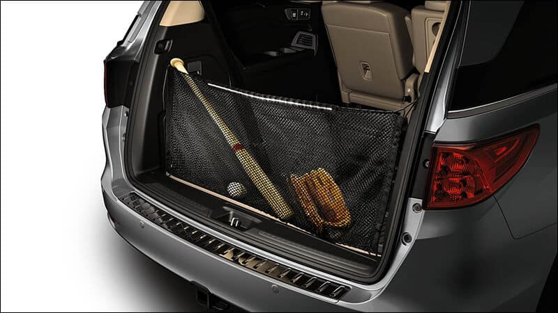 2022 Honda Odyssey Interior Accessories Image