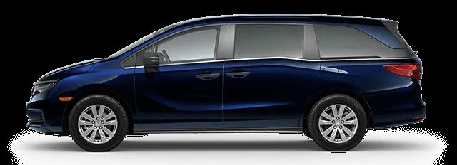 2022 Honda Odyssey LX Trim Level