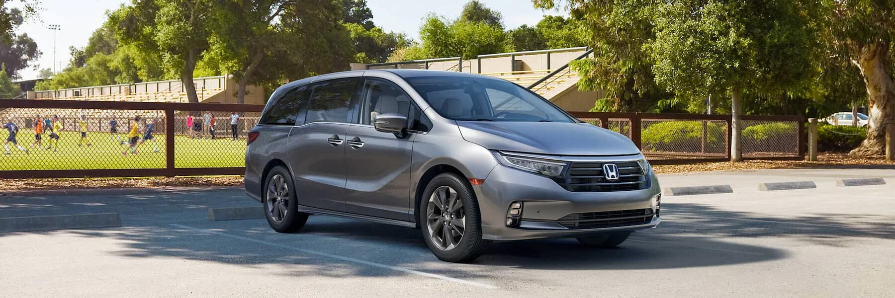 2022 Honda Odyssey Overview