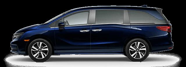 2022 Honda Odyssey Touring Trim Level