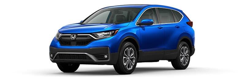 New Honda CR-V EX-L Trim Level