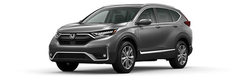 New Honda CR-V Touring Trim Level