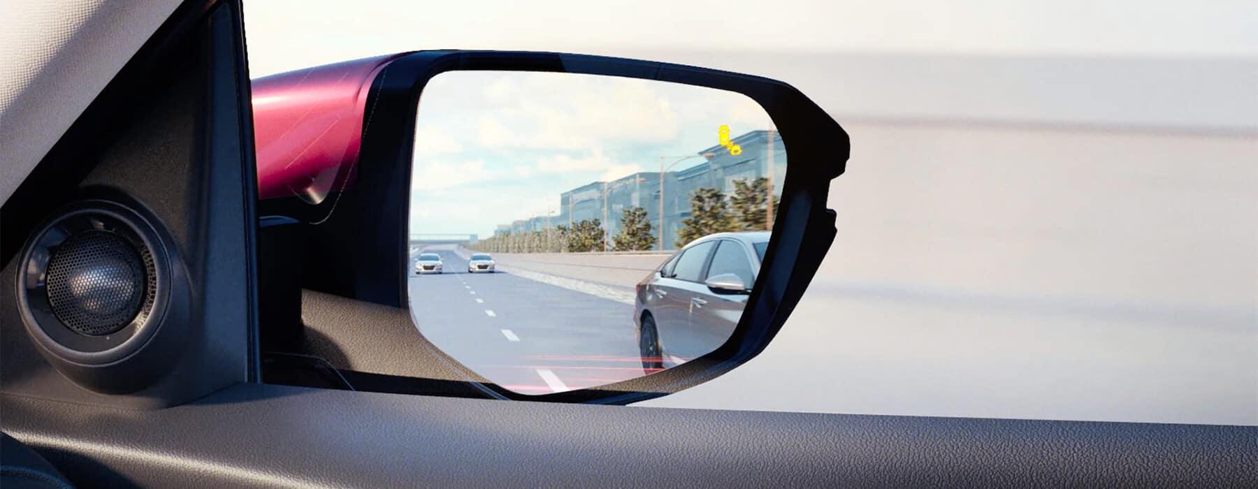 Honda Blind Spot Information System (BSI) Slider