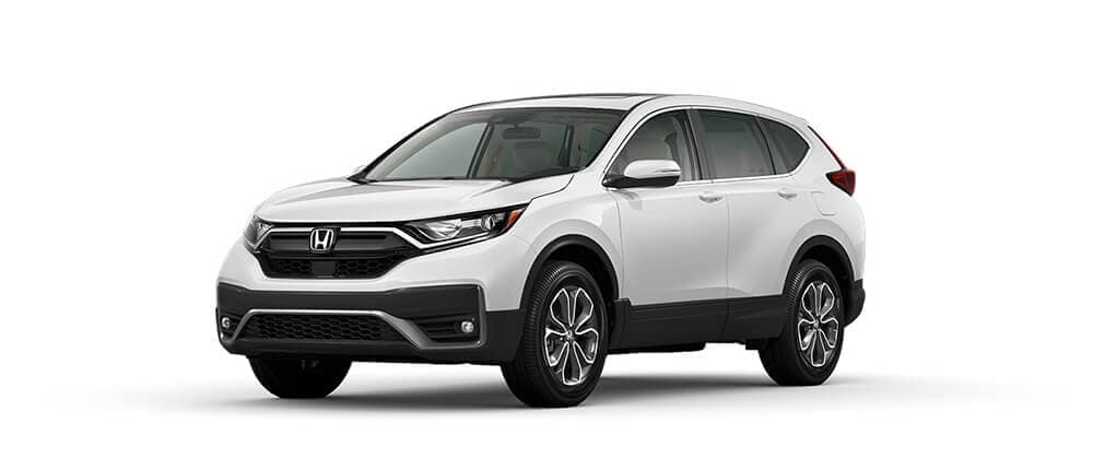 Honda CR-V Cross Traffic Monitor