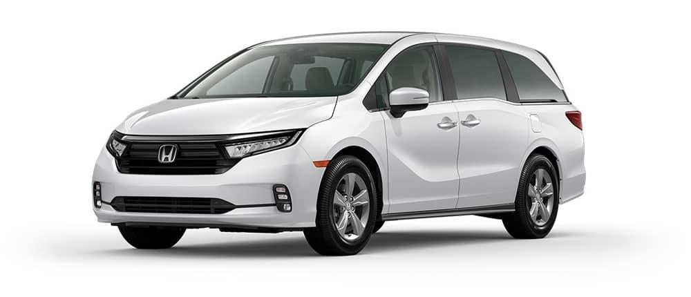 Honda Odyssey Cross Traffic Monitor