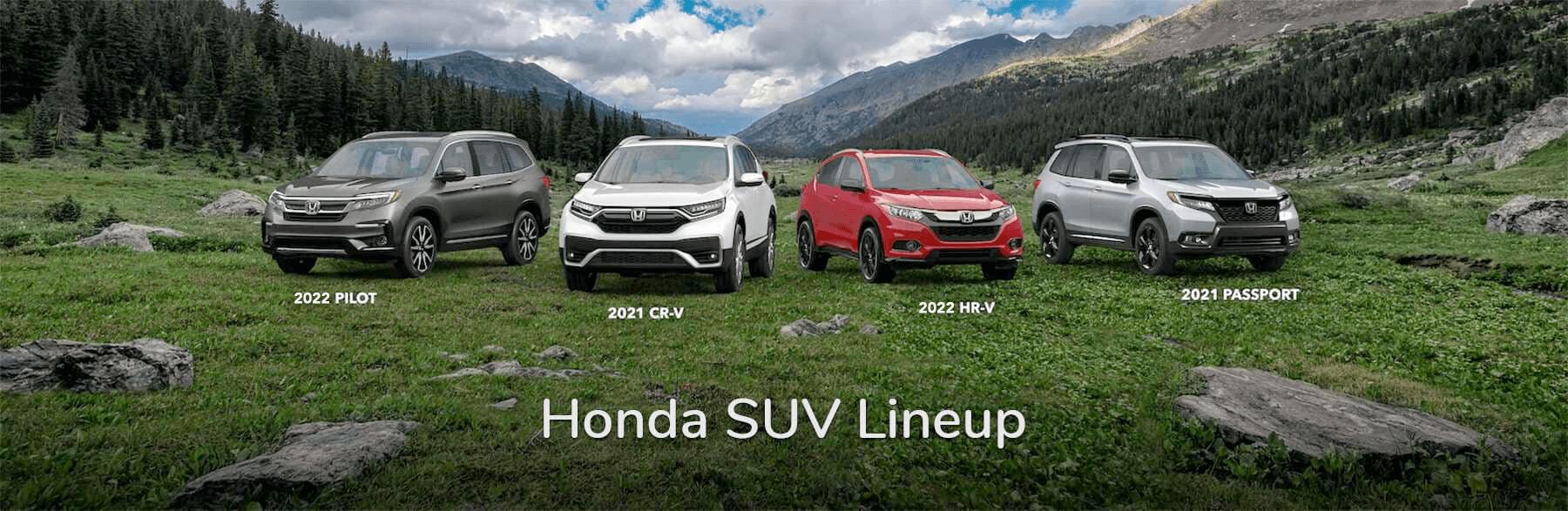 Honda SUV Models Vern Eide Honda Sioux City Slider