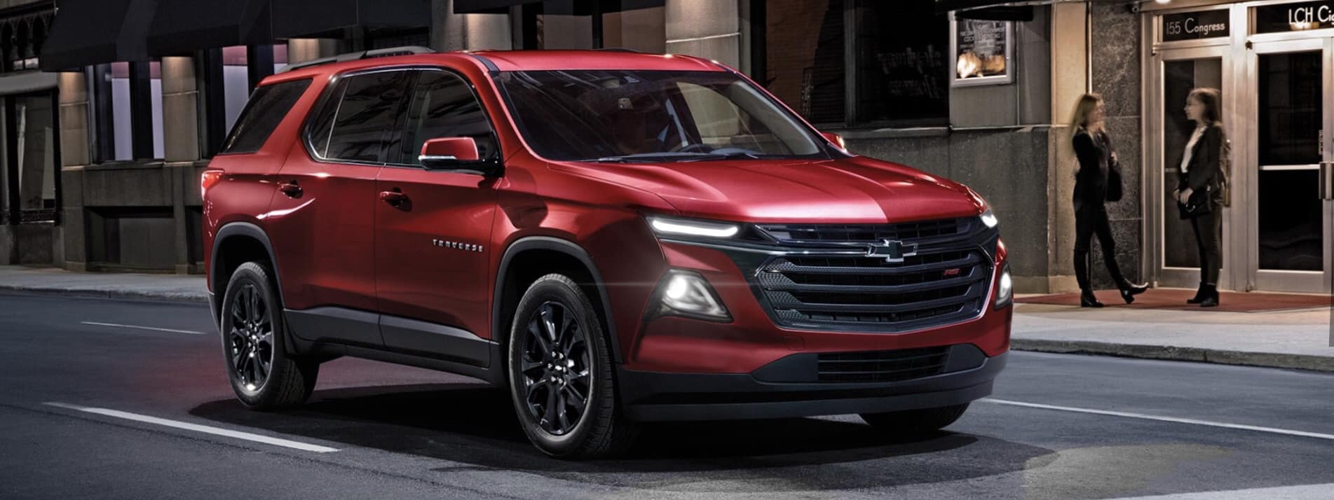 2021 Chevrolet Traverse at Victory Chevrolet of Savannah