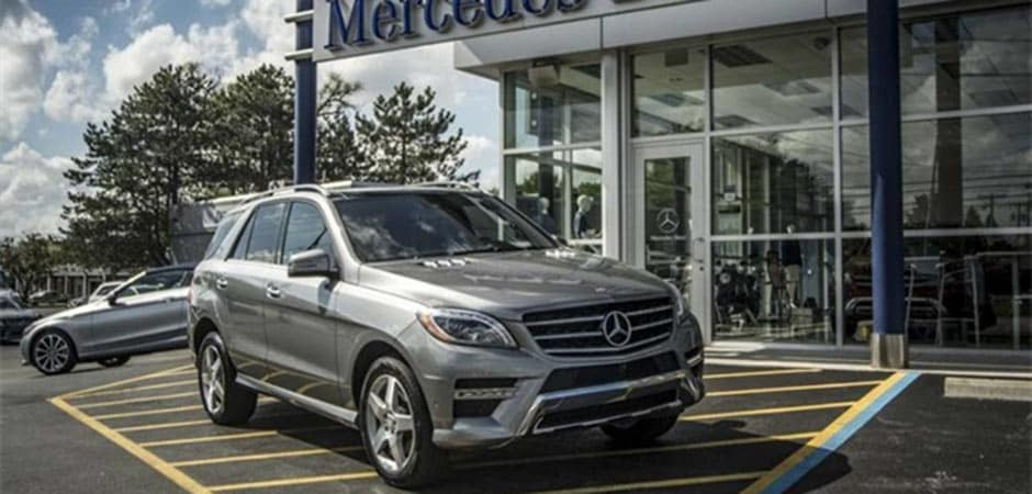 Pre-Owned Mercedes-Benz SUV