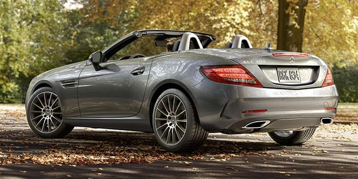 2019 Mercedes-Benz SLC 300