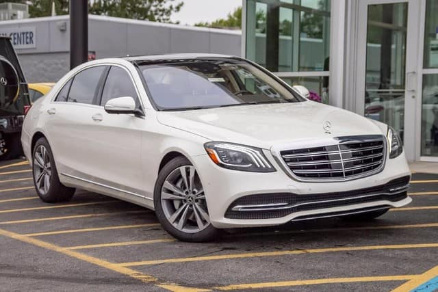 2020 Mercedes-Benz S 450 4MATIC® Sedan