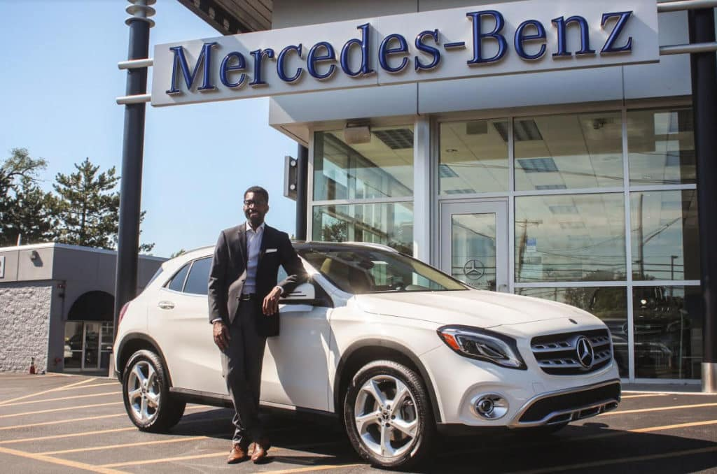 2018 Mercedes-Benz GLA 250 4MATIC®