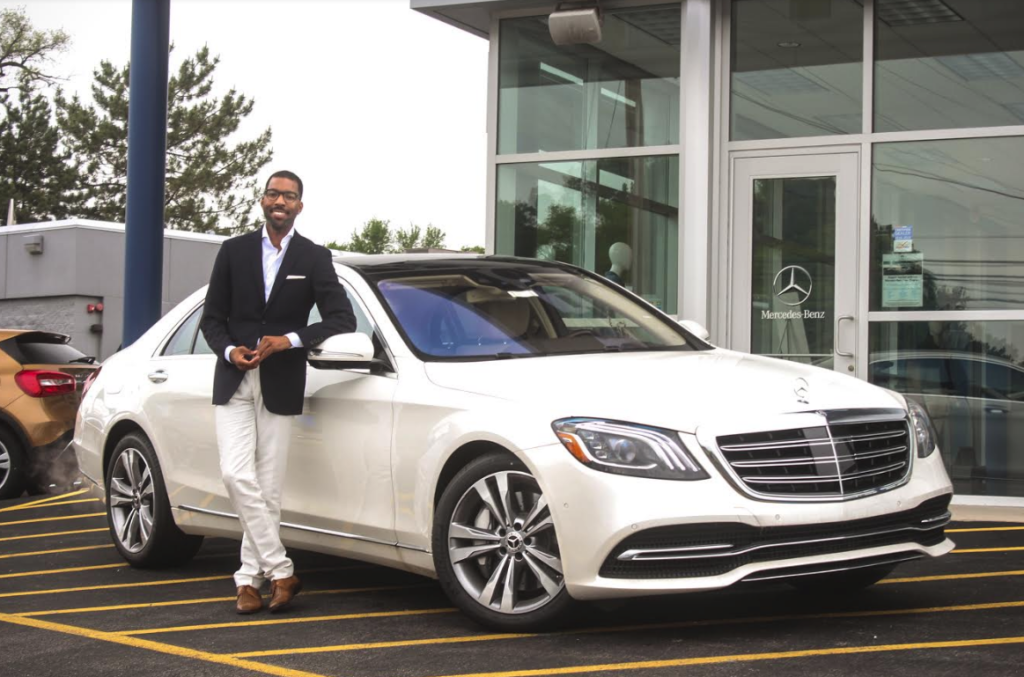 2018 Mercedes-Benz S 560 4MATIC®