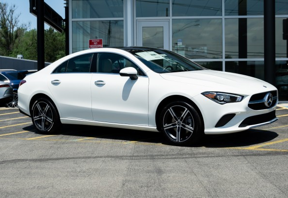 2021 Mercedes-Benz CLA 250 4MATIC® Coupe