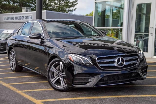 2020 Mercedes-Benz E 350 4MATIC® Sedan